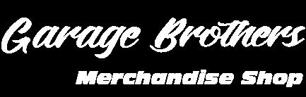 Garage Brothers Powered by TT StickerZ