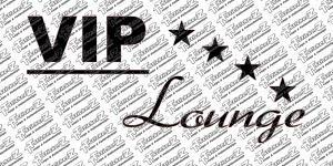 VIP-Lounge with Stars