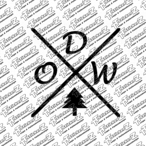 odw garage brothers logo